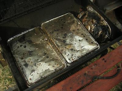Grillinfools Com Offset Horizontal Smoker Modifications