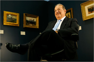 World's Richest Men of 2009: Carlos Slim Helu