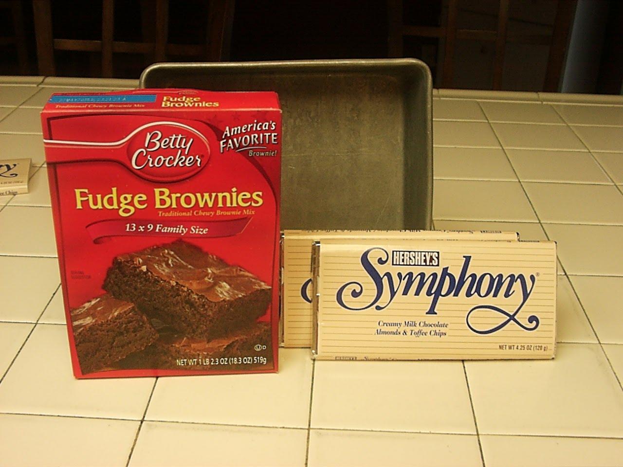 Symphony Brownies Recipes — Dishmaps
