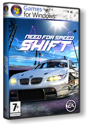 Need for speed Shift PC (ENG/Full ISO/) + Patch+ Crack