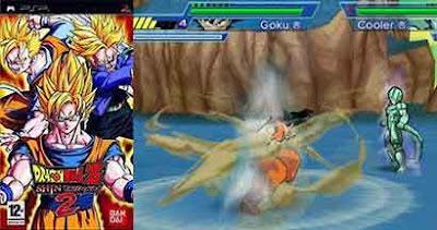DragonZ2 Dragon Ball Z Shin Budokai 2