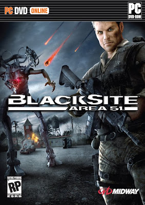 Categoria jogos de pc, Capa Download BlackSite Area 51 (Full   Rip) (PC)