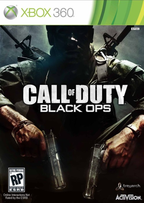 Call of Duty: Black Ops is a first-person shooter with stealth and tactical