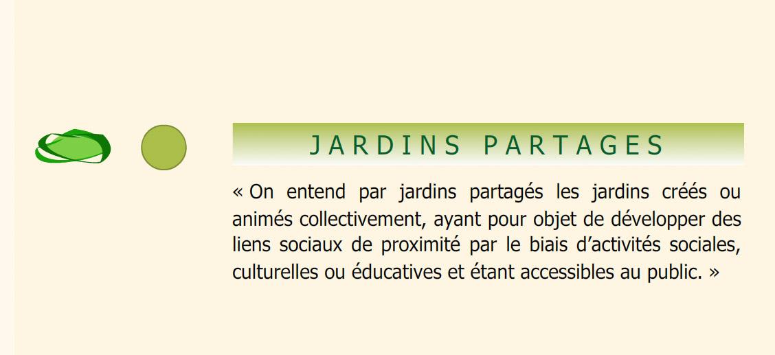 Jardin partag fdb qui sommes nous about this garden for Definition du jardin