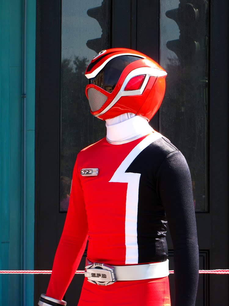Power Rangers at Disney World Guide for Parents