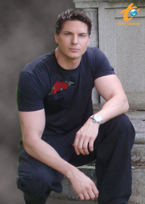 Zak Bagans from Travel Channel's Ghost Adventures