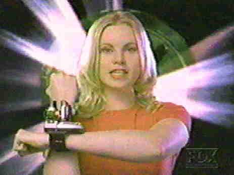 Henshin Grid: Power Ranger Girls: Catherine Sutherland