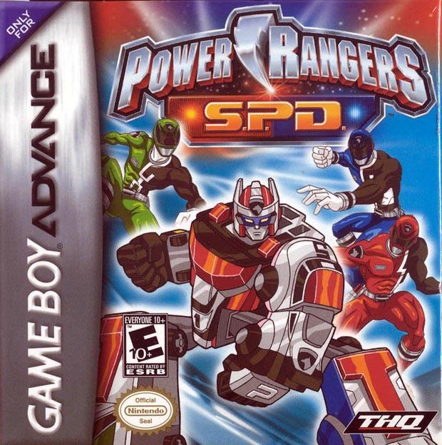 Play Power Rangers Ninja Storm