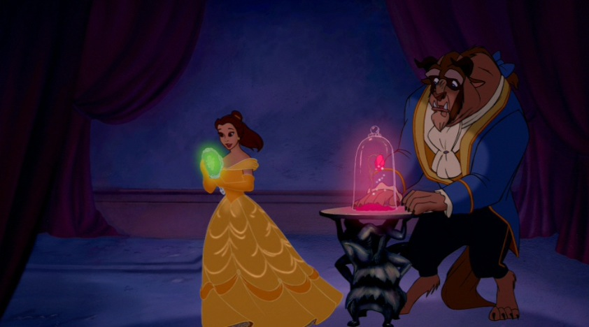 essay about beauty and the beast