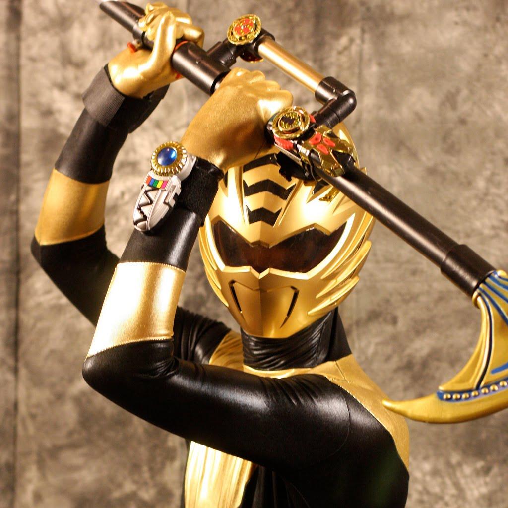 Gold Ranger  Saboten-C...