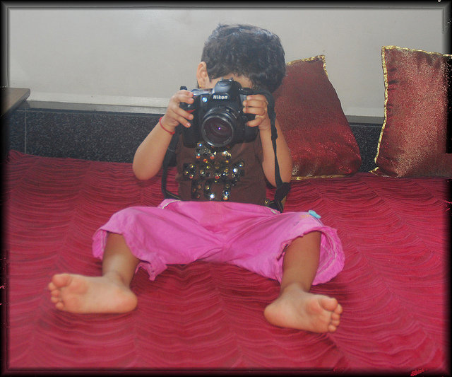 Marziya Shakir Youngest Street Photographer In The World