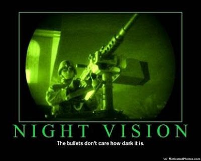 Patriot Nation US Military Motivational Posters Night Vision