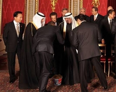 Obama Failure and Socialism Bows Before King For Chicken