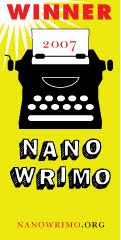 NaNoWriMo 2007