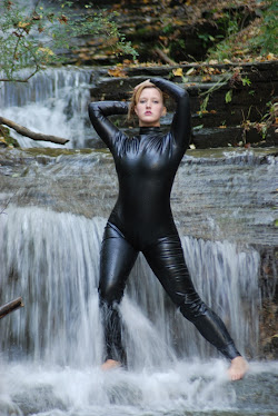 Latex in Waterfall