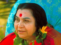 Sahaja Yoga founder, Shri Mataji