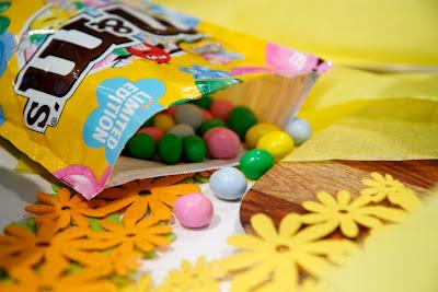 M&M's kevätväreissä