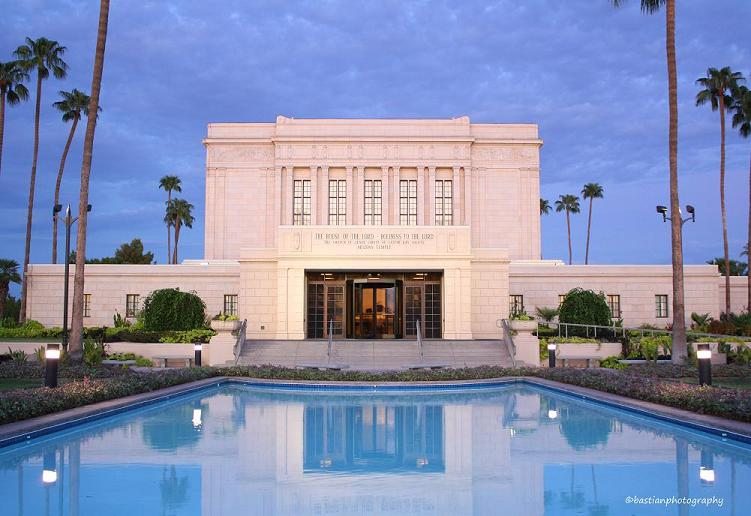 Mesa Arizona Temple