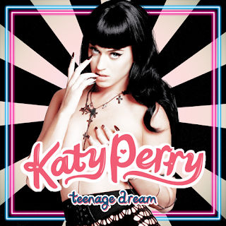 Cover World Mania Katy Perry Teenage Dream Fan Made Album Cover