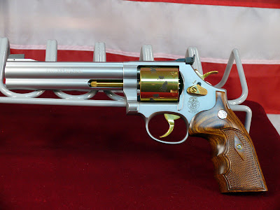 God, Guns and Grits: This S&W 686 .357 Magnum is just too pretty to ...