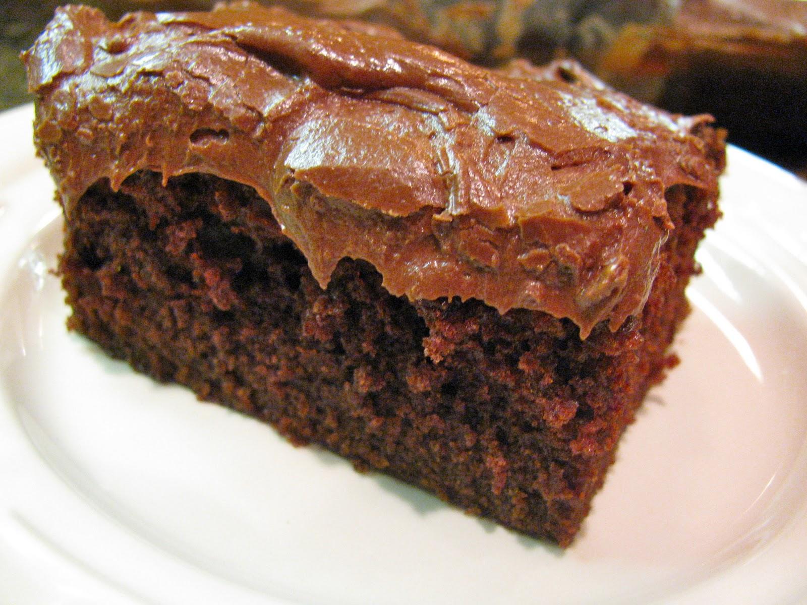 Rita's Recipes: Perfectly Chocolate Cake