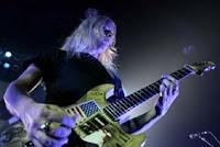 Alice In Chains, Jerry Cantrell. Fotó: Juhász Gavrant Tamás