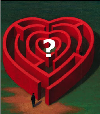 coração labirinto