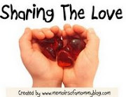 """Sharing the Love"" award"