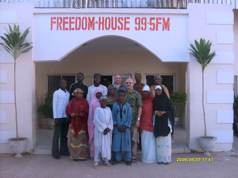 Radio Freedom Kano, 2008