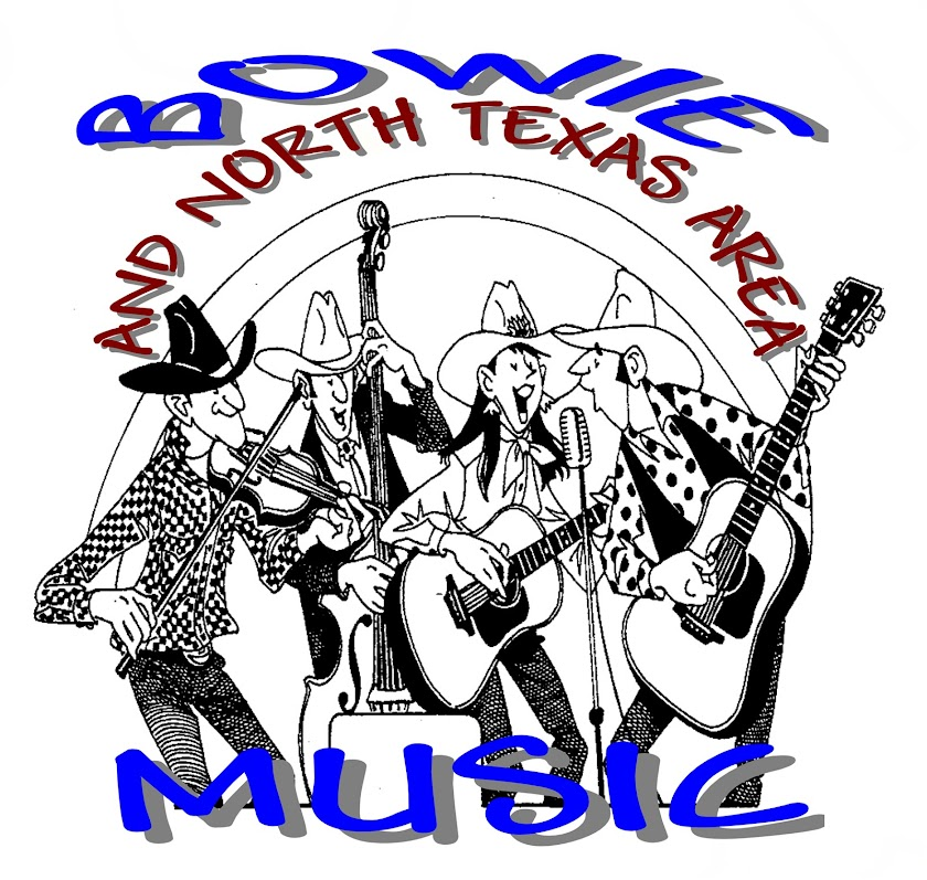Bowie Texas Area Music