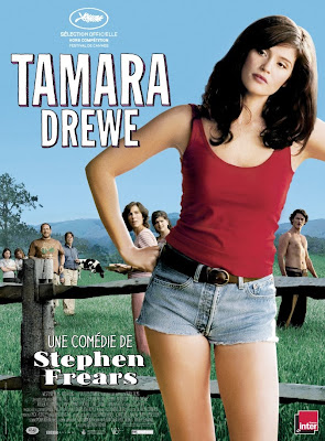 Tamara Drewe l'affiche du film