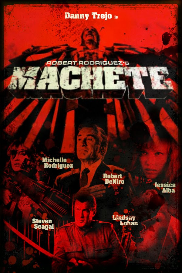Machete #39;#39;Movie Review#39;#39;