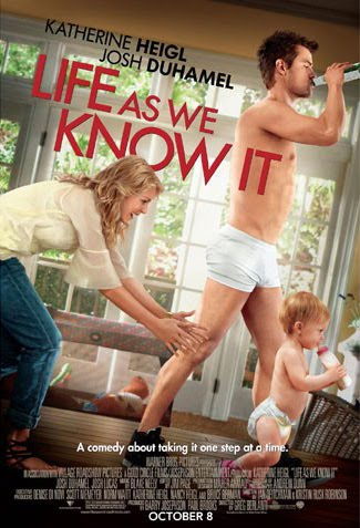 ... movie Life As We Know It is starring Katherine Heigl and Josh Duhamel.