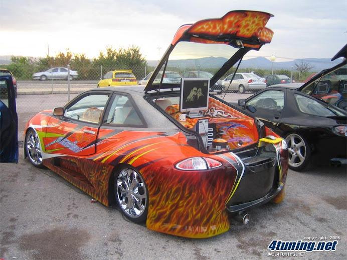 coche tuning