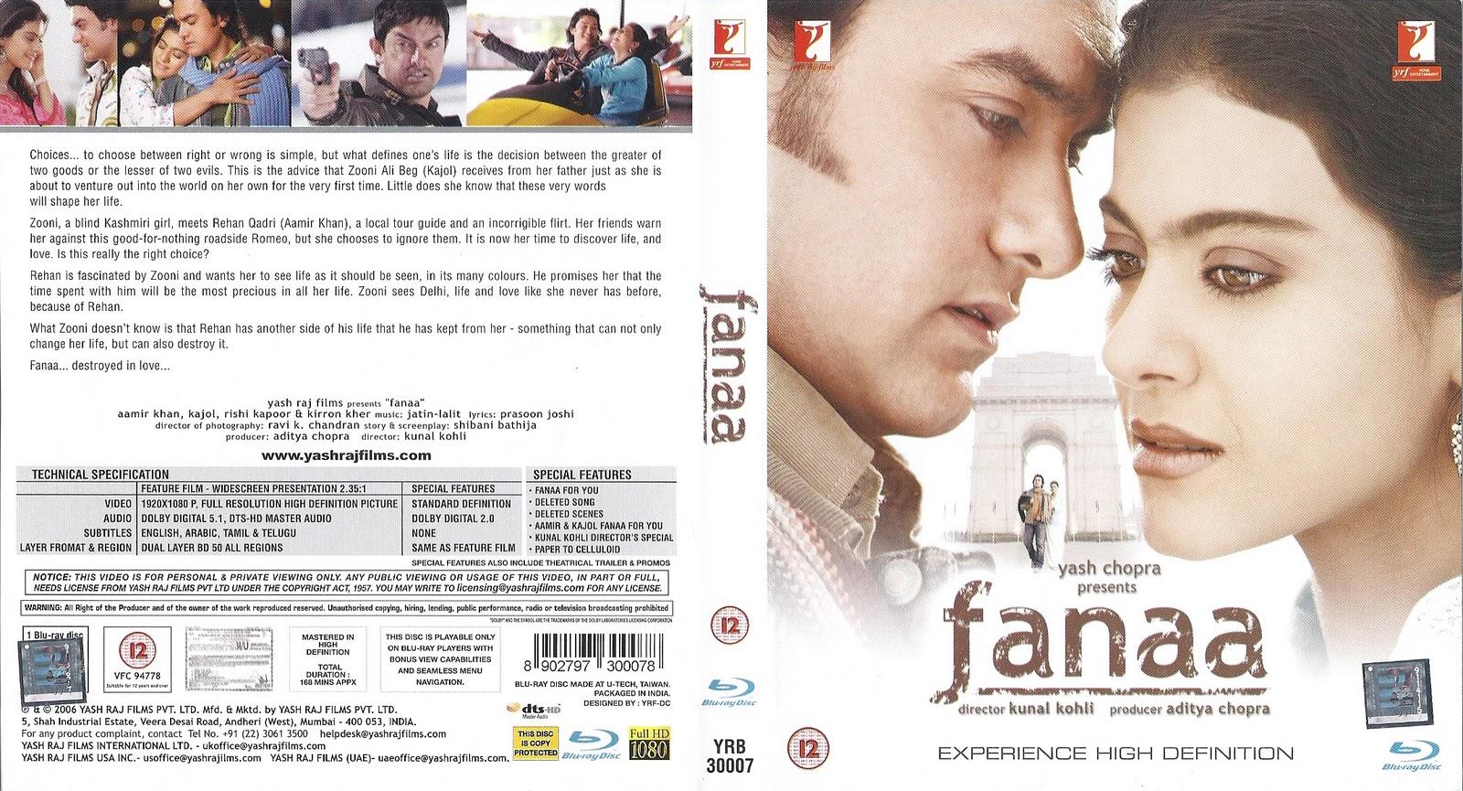 fanaa movie download full hd