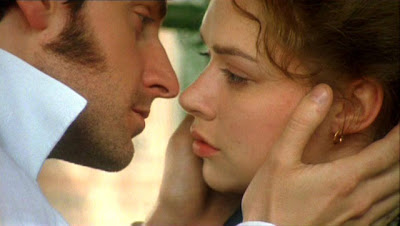 thornton about to kiss margaret