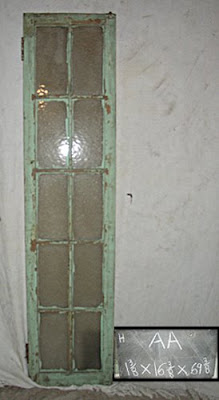 Things houseparts books 10 pane tall narrow door pair for Tall narrow windows