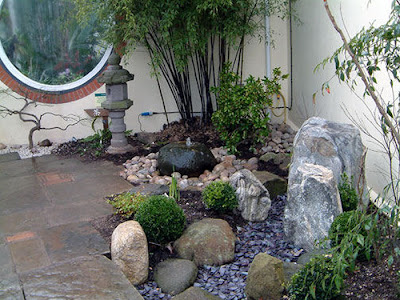 Japanese inspiration for small backyard garden for Japanese garden small yard
