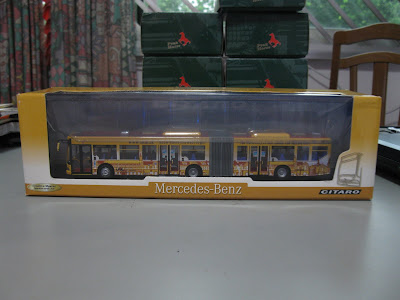 Where to buy or make SMRT toy bus models?