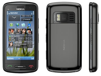 TECHZONE  Nokia C6 01 Smartphone India launch details  Features