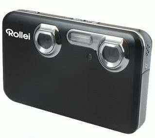 Rollei PowerFlex 3D Digital Compact Camera images