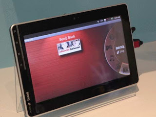 BenQ R100 Android Tablet image