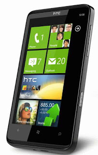 Airtel India launched HTC HD7 WP7 in India photos