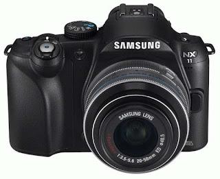 Samsung NX11 Camera images