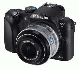 Samsung NX11 Camera details