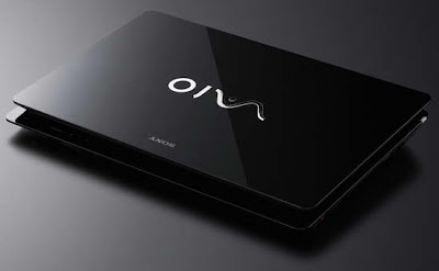 Sony VAIO F 3D notebook images
