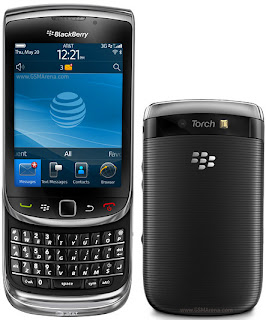 BlackBerry Torch 2 Smartphone images