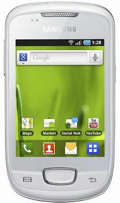 Samsung Galaxy Mini S5570 Android Smartphone