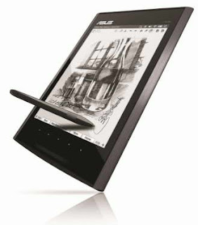 Asus Eee Note EA800 Tablet Hits Europe image