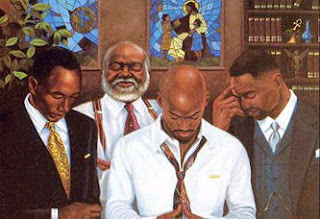 The Old Black Church!: Men's Day And The Black Church!
